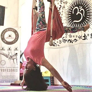 certificacion yoga aéreo