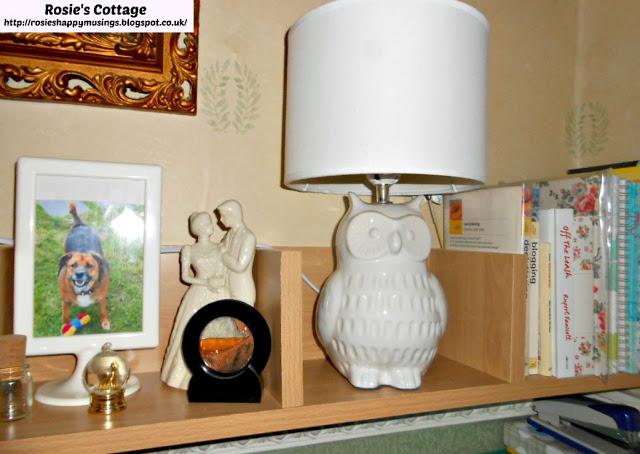 Rosies Owl Lamp
