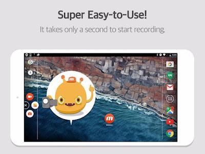 Aplikasi Perekam Layar Untuk Semua Tipe  Smartphone Android