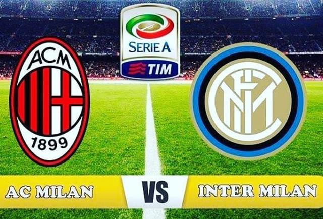 AC Milan vs Inter Milan - ig