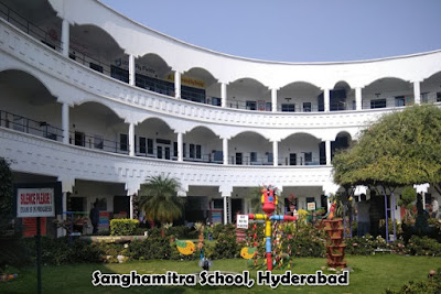 Sanghamitra School, Hyderabad