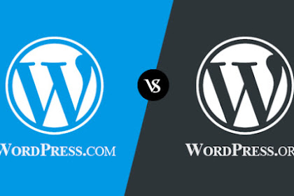 Wordpress.com dan Wordpress.org, Bedakah?