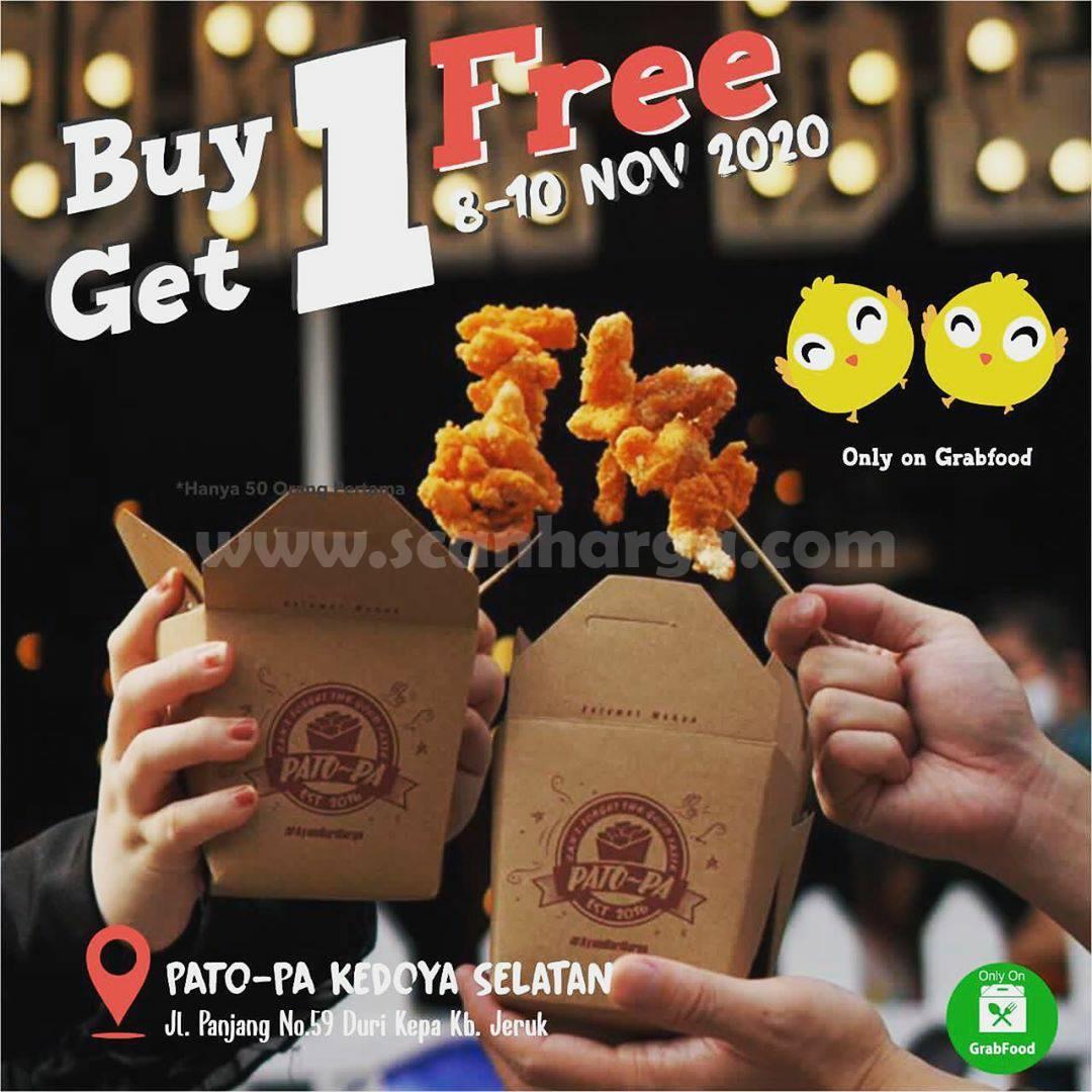 Promo Patopa Buy 1 Get 1 Free