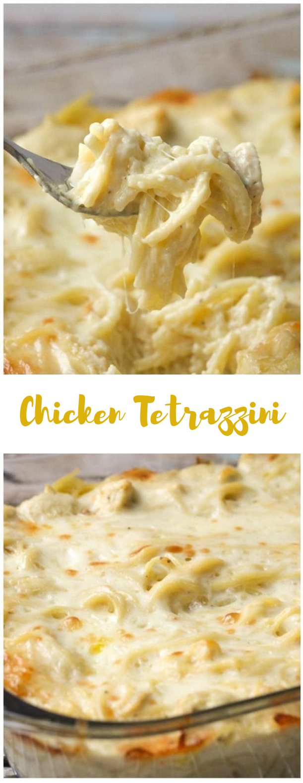 THE BEST CHICKEN TETRAZZINI #Dinner #EasyRecipe