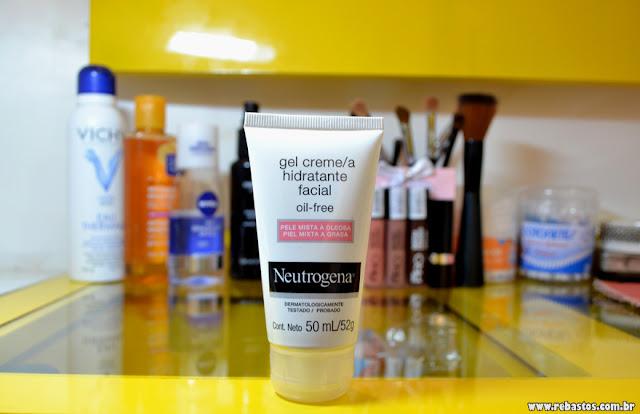 Hidratante facial Neutrogena