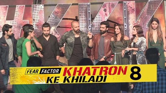 Khatron Ke Khiladi 8 – 23 July 2017 HDTV 480p 200MB