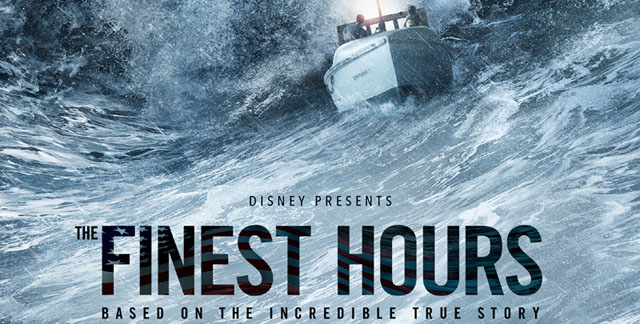Movie Review : The Finest Hours
