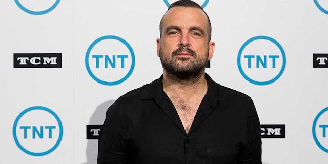 Nacho Vigalondo en la presentación de TCM y TNT
