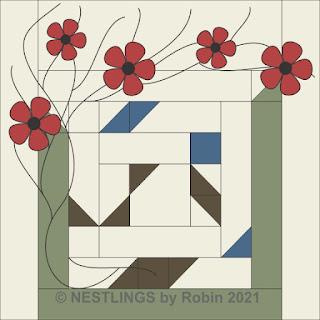 Breaking Free; www.nestlingsbyrobin.com
