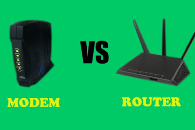 Modem Vs Router | What is the Difference Between Modem and Router