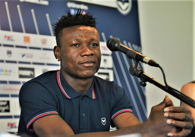 Ligue 1: Samuel Kalu To Face Club's Disciplinary Action