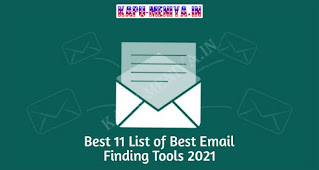 Best 11 List of Best Email Finding Tools 2021
