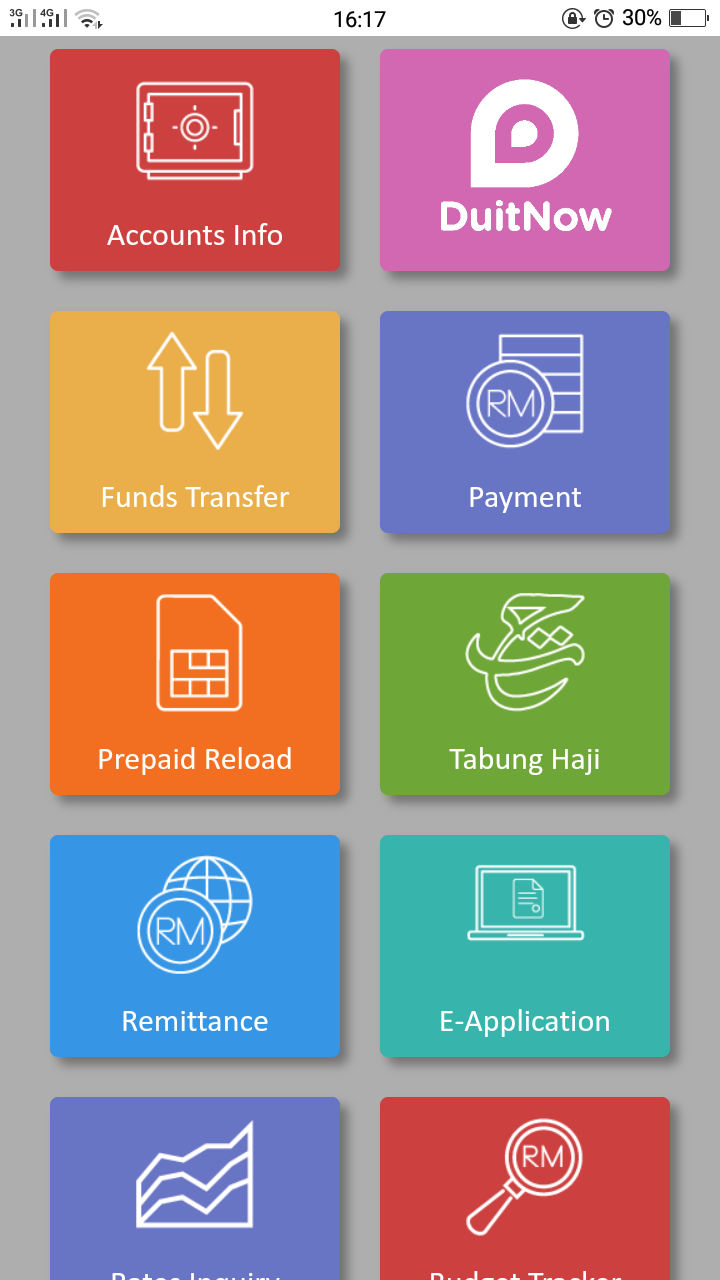 Cara Nak Hubungkan Urusan Tabung Haji Di Bank Rakyat