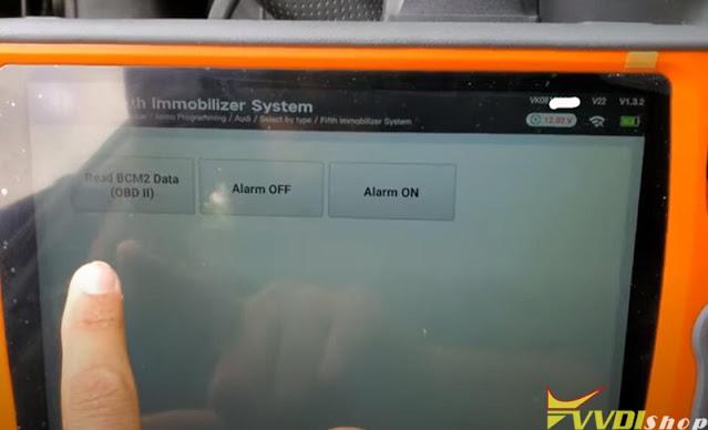xhorse key tool plus audi a4 akl-3