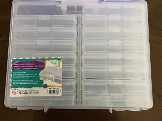 Boxes at Hobby Lobby