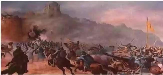 আরবদের সিন্ধু অভিযানের কারণ ও ফলাফল