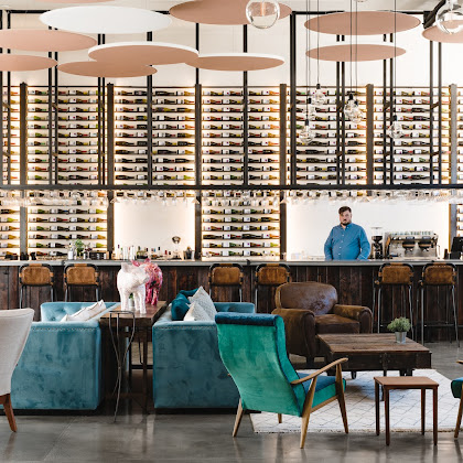 Howard's Folly - Uma adega urbana e um restaurante de sonho em Estremoz