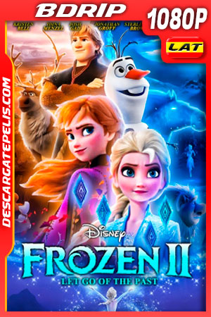 Frozen II (2019) FULL HD 1080p BDRip Latino – Ingles