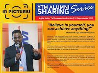 YTM Alumni Sharing Series (Mohamed Tajul Mohamed Sultan)