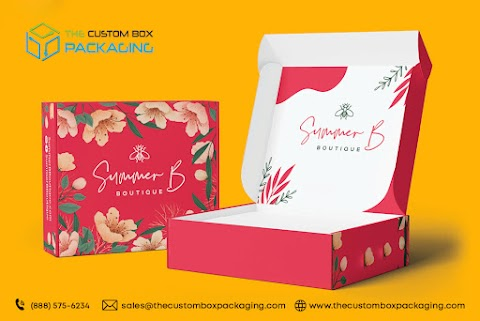 Custom Mailer Boxes Fulfils The Present-Day Packaging Needs Efficiently