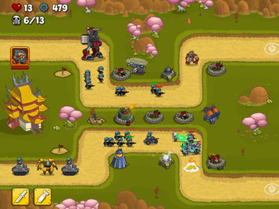 Free Download Islands Defense PC Full Version