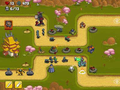 Free Download Islands Defense PC Full Version