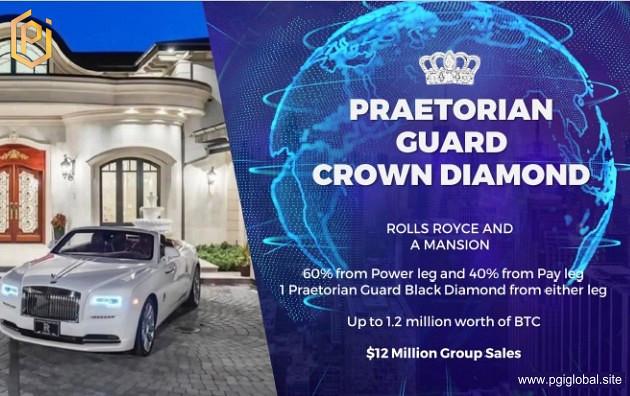 PGI Praetorian Guard CROWN DIAMOND