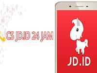 Cara Menghubungi CS JD ID 24 Jam Tanpa Pulsa