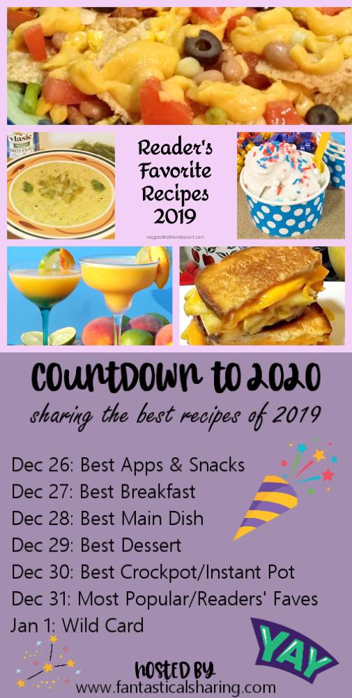 Veggies First Then Dessert - Reader's Favorites 2019