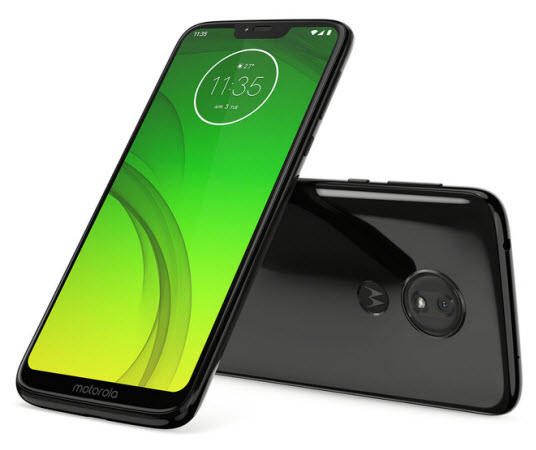 Moto G7 Power Android 10 Update