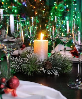 Manualidades para la mesa de navidad manualidades - Manualidades para decorar la mesa en navidad ...