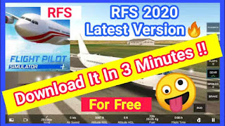Download Real Flight sumulator for android