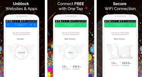 aplikasi Android untuk buka situs yang diblokir