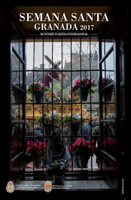 Semana Santa de Granada 2017 - Antonio Orantes Suárez