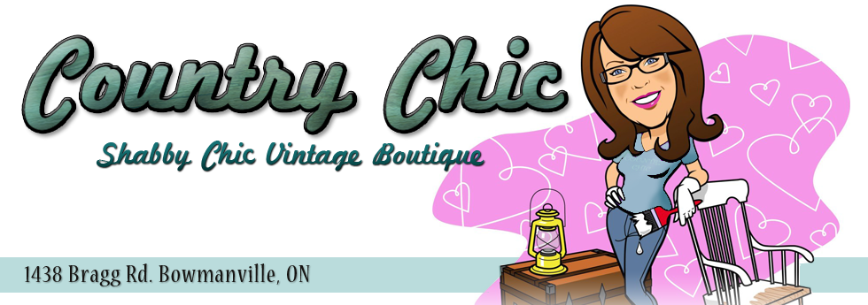 Country Chic ~ Shabby Vintage Boutique