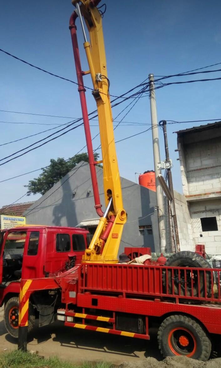 harga sewa pompa beton termurah 2019