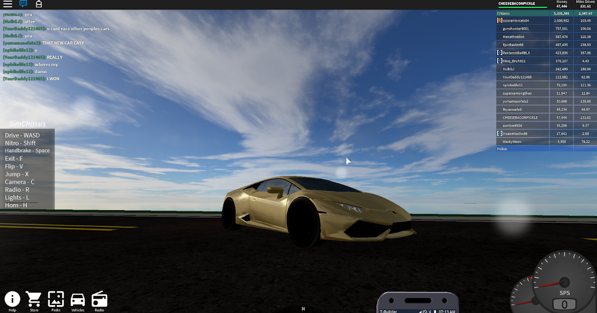 For Gamers Like Me Vehicle Simulator A Paid Alpha