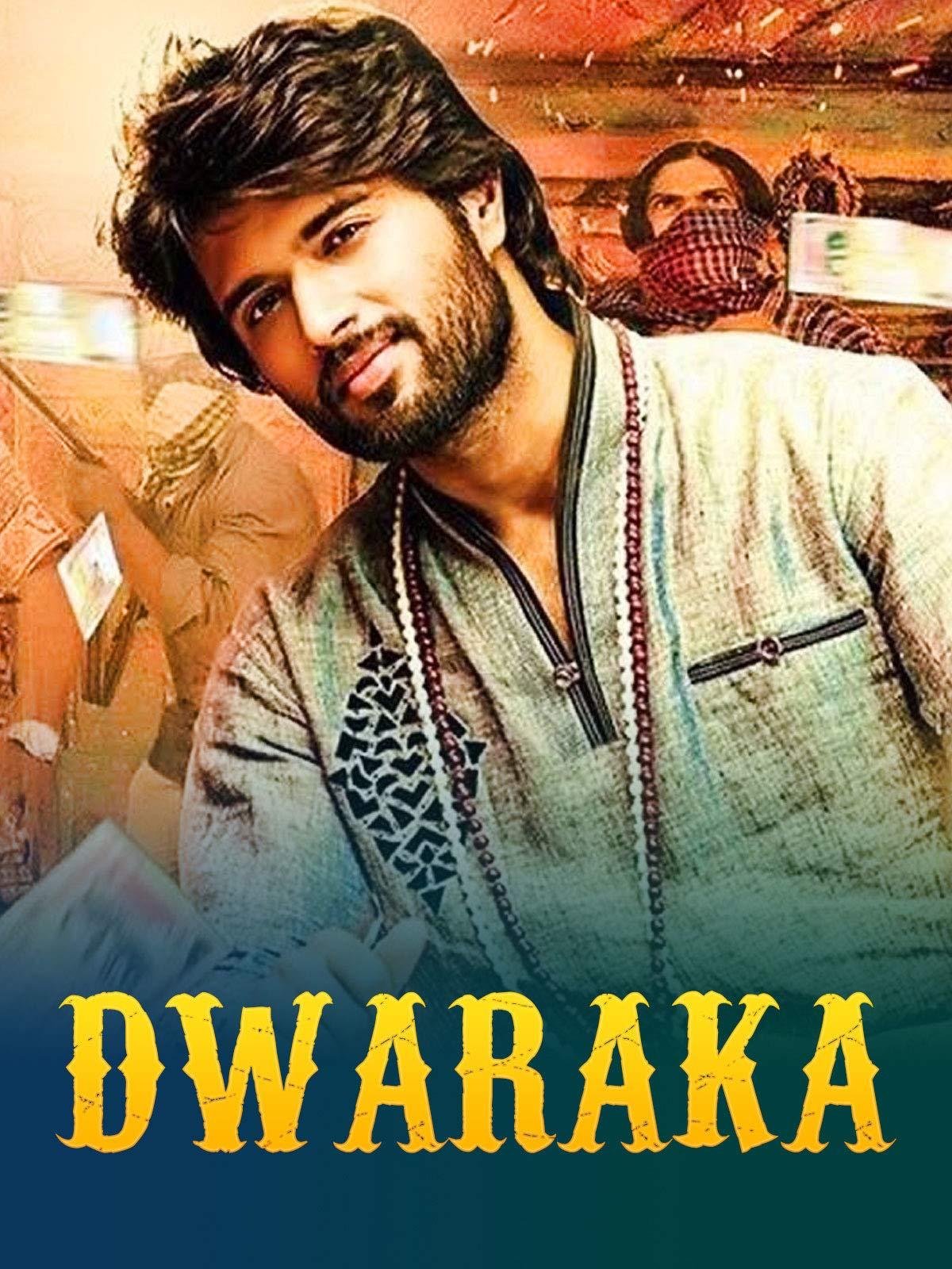 Dwaraka (2017) Hindi Dubbed 720p HDRip Full Movie Free Download