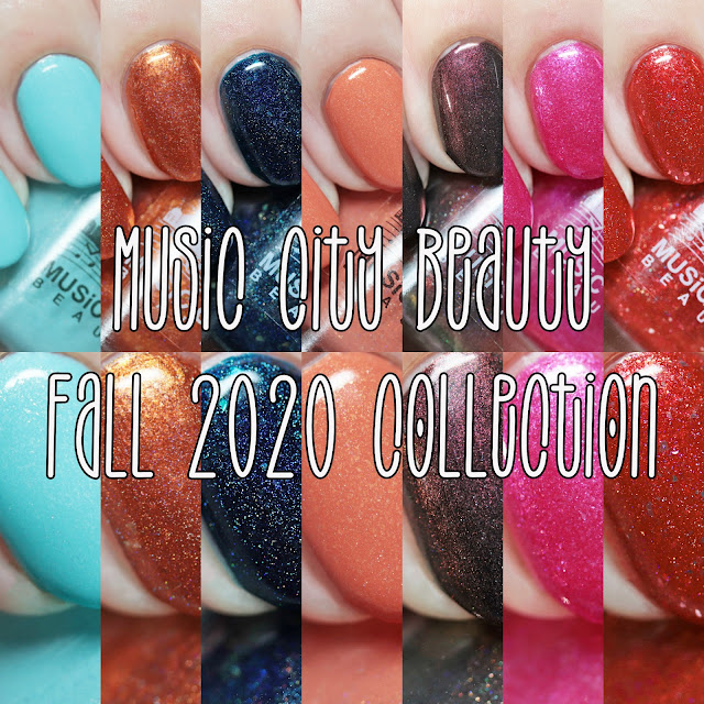 Music City Beauty Fall 2020 Collection