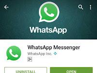 Klik Langsung Download, Begini Cara Download Aplikasi WhatsApp Untuk Samsung