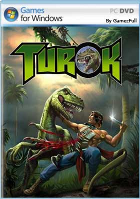 Descargar Turok Dinosaur Hunter pc full español mega y google drive