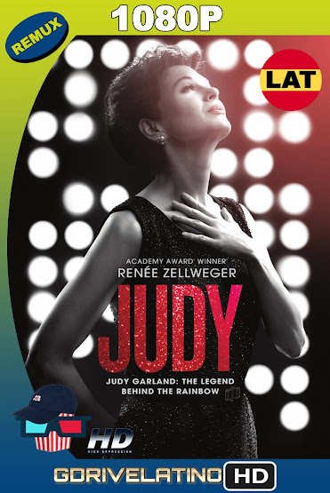 Judy (2019) BDRemux 1080p Latino-Ingles MKV