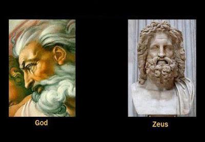 Resultado de imagen de 5 Historias bíblicas Tomadas de la Mitología Griega.