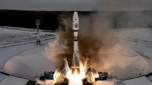 El Pentágono veta cooperación con Rusia en lanzamientos espaciales