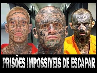 Prisões impossíveis de escapar