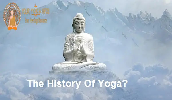 The History Of Yoga?