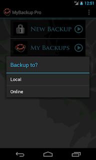 My Backup Pro - 3