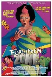 Forbidden Zone (Tiltott zóna) (1982)