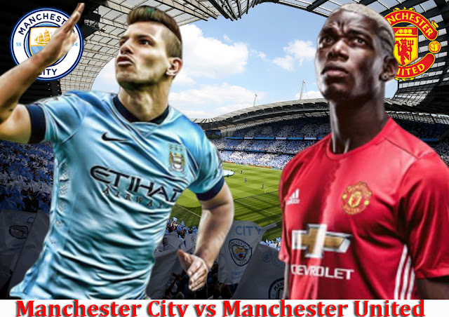 Manchester City vs Manchester United Llive Stream
