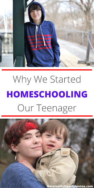Homeschooling Teenagers